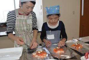 第10回〜12回「あづみのキッチン」親子料理教室 参加者募集!!