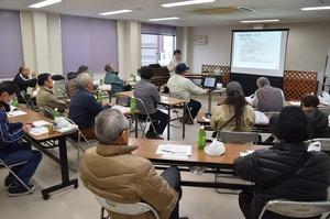 冬期農業教室を開催