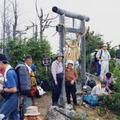 有明山神社頂上本殿祭