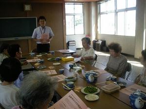 あんしん広場 北穂高会場(2011年10月)