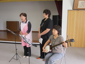 あんしん広場 寺所会場(2012年8月)